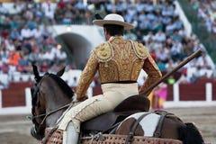 Picador bullfighter Stock Image