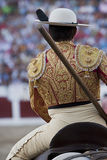 Picador bullfighter Royalty Free Stock Images