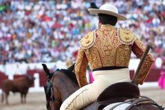 Picador bullfighter Stock Photo