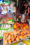 PIcai Food Street Royalty Free Stock Photos