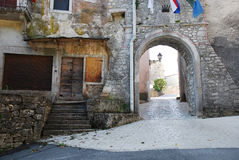Pican Entrance Arch Stock Images