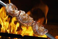 Picanha, традиционное бразильское барбекю Стоковое фото RF