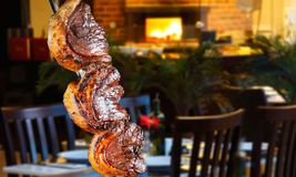 Picanha barbecued. Stock Photography