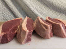 Picanha cut of meat Royalty Free Stock Photo