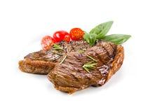 Picanha piec na grillu. Obraz Stock
