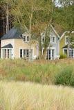 Picardie, το γραφικό χωριό της κηλίδας ηλίου του Fort-Mahon Somme Στοκ φωτογραφίες με δικαίωμα ελεύθερης χρήσης