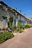 Picardie, the picturesque village of  Saint Jean aux Bois in Ois Royalty Free Stock Images