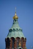 Picareta da igreja evangélica em Finlandia Fotos de Stock Royalty Free