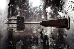Picareta de gelo da ferramenta da barra fotos de stock