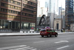 Picasso Daley Plaza Royalty Free Stock Images