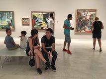 Picasso museum Royaltyfri Foto