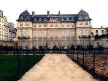 Picasso nationellt museum - Paris Royaltyfria Bilder