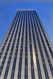 Picasso tower in Madrid, Madrid Royalty Free Stock Photography