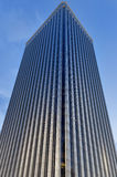 Picasso tower in Madrid, Royalty Free Stock Image