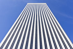 Picasso Tower. Madrid, Spain Royalty Free Stock Photography