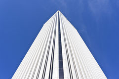 Picasso Tower. Madrid, Spain Stock Image