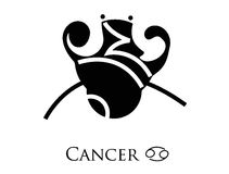 picasso znaki projektowali zodiaka Fotografia Stock