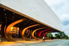 PICC-Centrum Filippijnen stock foto's