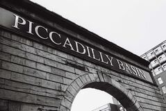 Piccadilly Royalty Free Stock Photography