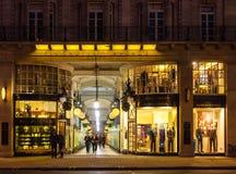 Piccadilly Arcade στο Λονδίνο, UK Στοκ Εικόνα