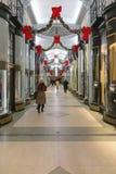 Piccadilly Arcade Στοκ φωτογραφίες με δικαίωμα ελεύθερης χρήσης