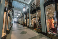 Piccadilly Arcade, London Stock Photos