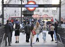 Free Piccadilly Circus Stock Photos - 33511323