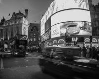 Piccadilly Circus Stock Photos
