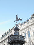 Piccadilly Circus, London Stock Photos