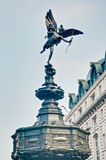 Piccadilly Circus at London, England Royalty Free Stock Photos