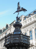 Piccadilly Circus, London Stock Photography