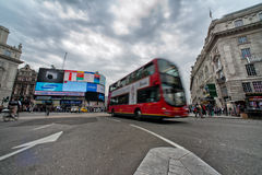 Piccadilly Circus, London Royalty Free Stock Images
