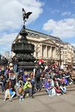 Piccadilly Circus Royalty Free Stock Images