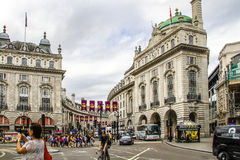 Piccadilly Circus, London Royalty Free Stock Photography