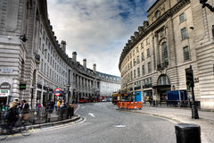 Piccadilly Circus Stock Photography