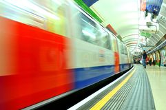 Piccadilly underground station Royalty Free Stock Photos