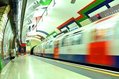 Piccadilly underground station Royalty Free Stock Photography
