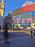Piccadilly Zirkus Lizenzfreie Stockfotografie
