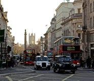 Piccadilly Zirkus London Stockfoto