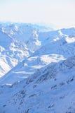 Picchi delle montagne Immagine Stock Libera da Diritti