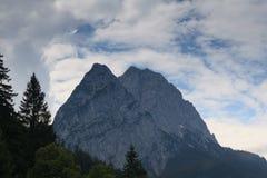 Picchi di alta montagna Immagine Stock Libera da Diritti