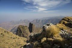 Picchi di montagna Fotografia Stock Libera da Diritti