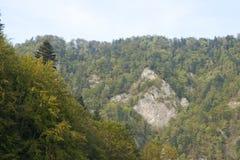 Picchi in Tatras, Slovacchia Fotografie Stock Libere da Diritti