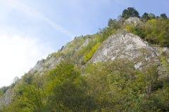 Picchi in Tatras, Slovacchia Fotografia Stock