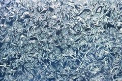 Picchiettii di gelo Immagini Stock Libere da Diritti