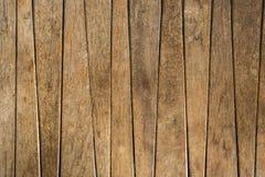 Picchiettio della superficie di legno della sedia Immagine Stock
