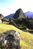 picchu του Περού machu Στοκ φωτογραφίες με δικαίωμα ελεύθερης χρήσης