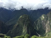 picchu του Περού machu στοκ φωτογραφία