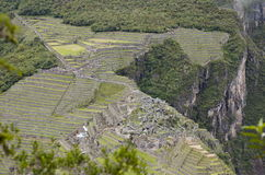 picchu του Περού machu cuzco στοκ φωτογραφία με δικαίωμα ελεύθερης χρήσης