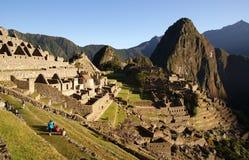 picchu Перу machu Стоковое Изображение